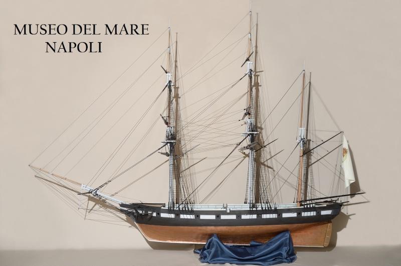 restauration une corvette aviso (1832-1840) - Page 3 Dsc_0110
