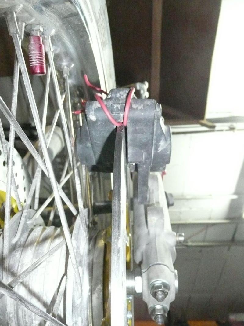Platines de frein sur mesure 4pince10