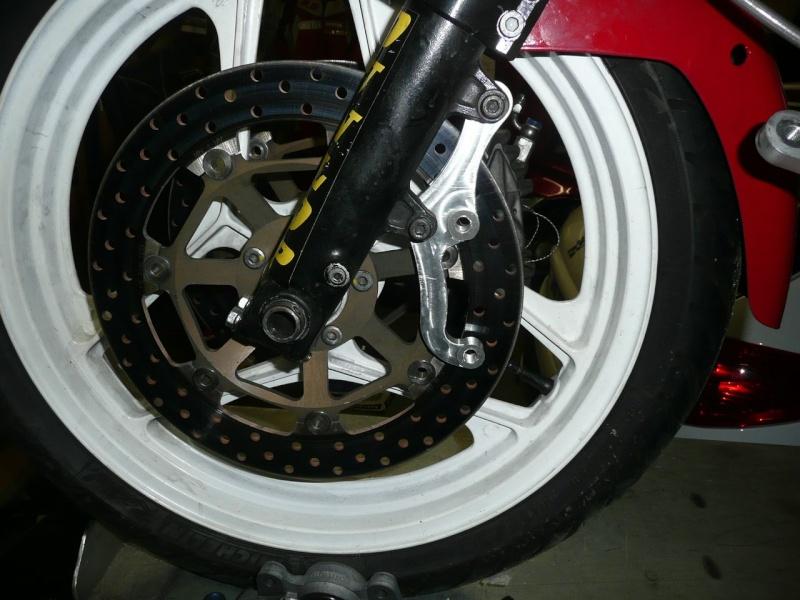 Platines de frein sur mesure 9plati10