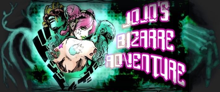 Jojo's Bizarre Adventure foro Banner11