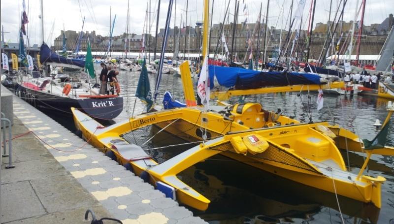 Les pontons du Rhum à St Malo Image_10