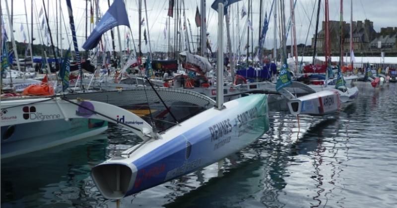 Les pontons du Rhum à St Malo Image_13