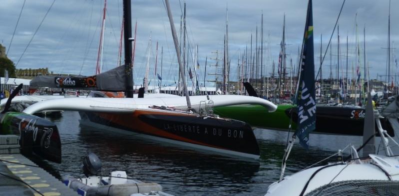 Les pontons du Rhum à St Malo Image_14