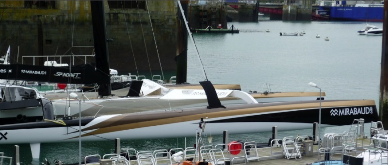 Les pontons du Rhum à St Malo Image_16