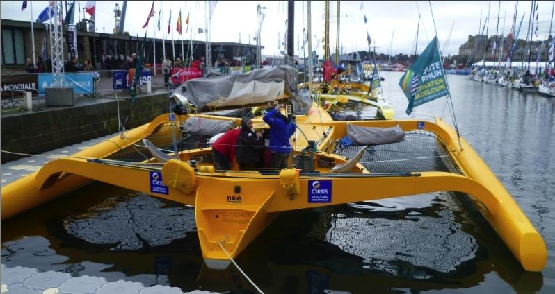 Les pontons du Rhum à St Malo Image_22