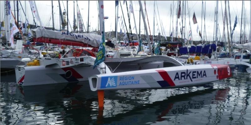 Les pontons du Rhum à St Malo Image_24