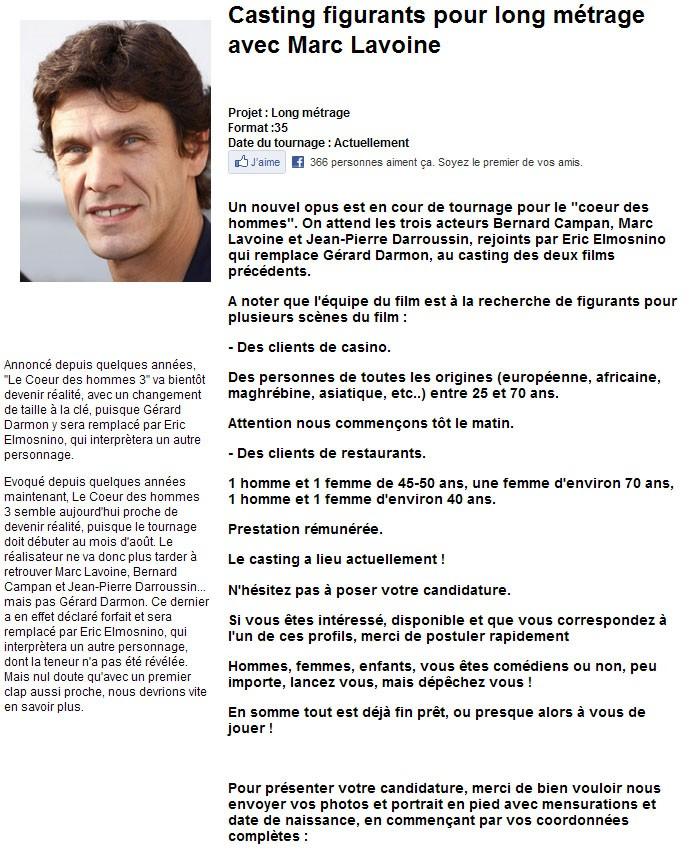 Marc Lavoine - Page 7 Castin10