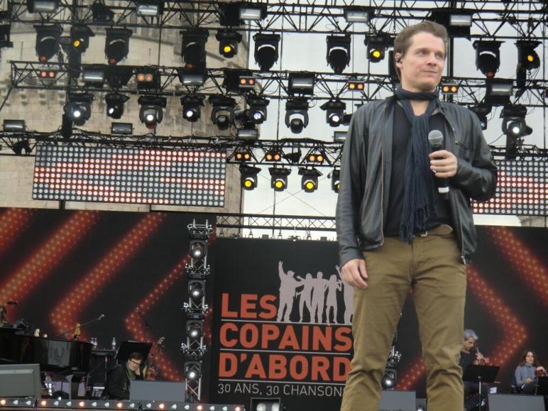 Concert hors tournée : Francofolies La Rochelle - Juillet 2014 Franco12