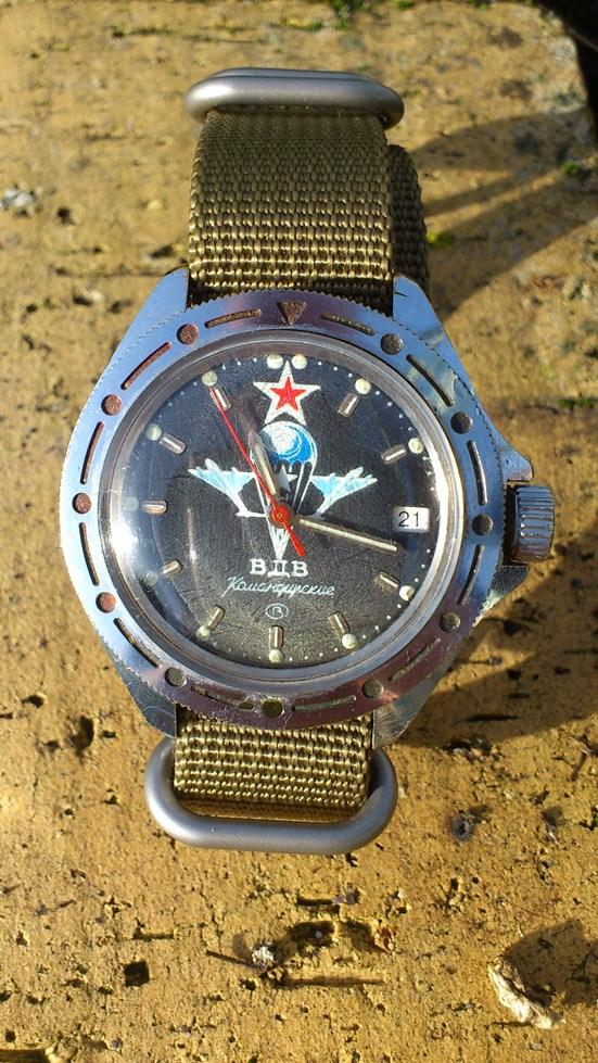 Ma Vostok Amphibian Classic 710640 Import13