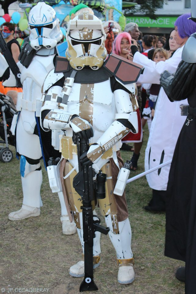 """""""Aayla Secura"""" et """"Commander Bly"""", le cosplay. - Page 2 0037-110"""