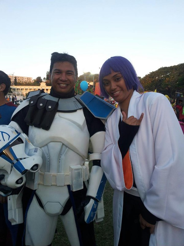"""""""Aayla Secura"""" et """"Commander Bly"""", le cosplay. - Page 2 0068-110"""