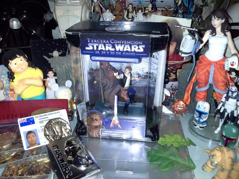 Collection n°195 : Force Sith's Collectible - Page 2 20140626