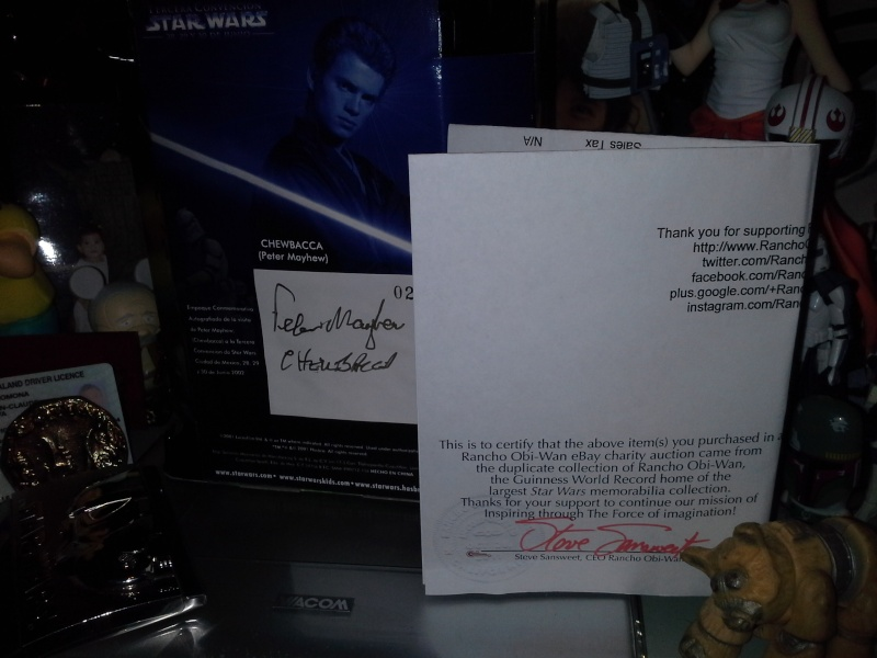 Collection n°195 : Force Sith's Collectible - Page 2 20140628