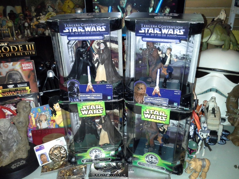 Collection n°195 : Force Sith's Collectible - Page 2 20140632
