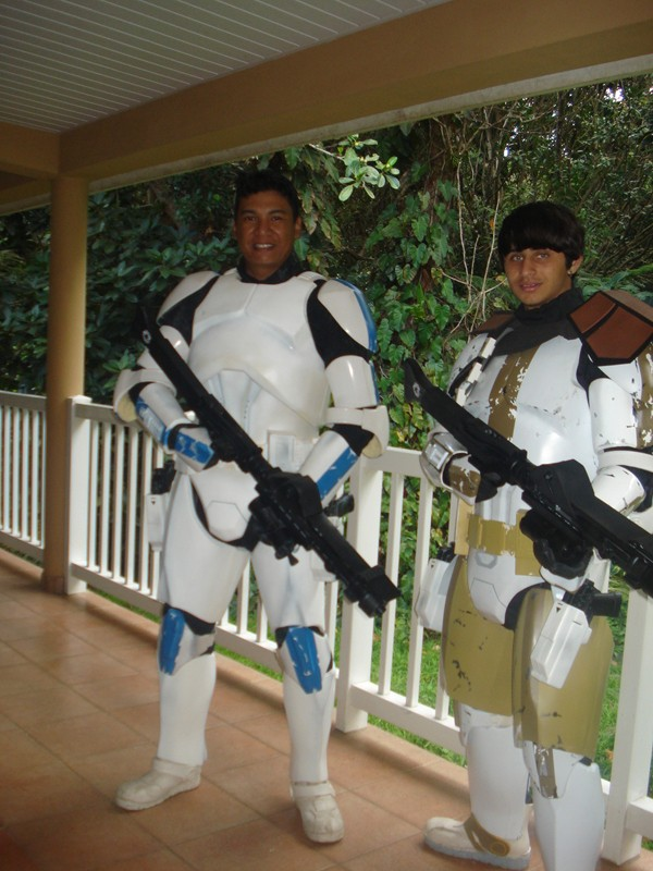 """""""Aayla Secura"""" et """"Commander Bly"""", le cosplay. - Page 2 Bly_0412"""