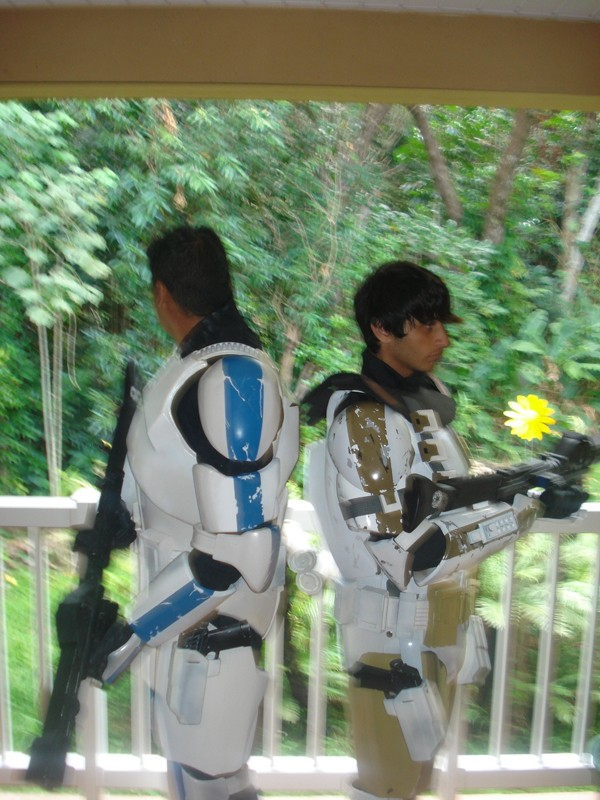 """""""Aayla Secura"""" et """"Commander Bly"""", le cosplay. - Page 2 Bly_0413"""