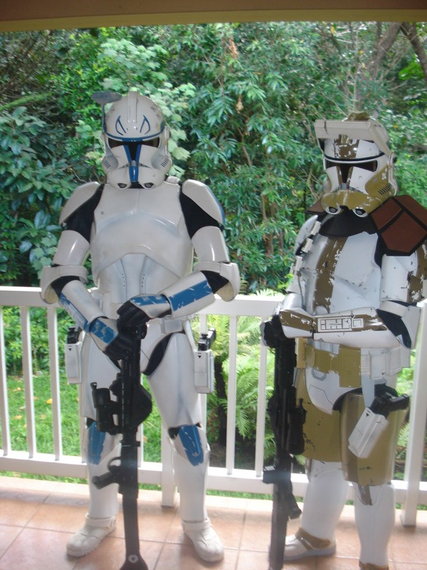 """""""Aayla Secura"""" et """"Commander Bly"""", le cosplay. - Page 2 Bly_0417"""