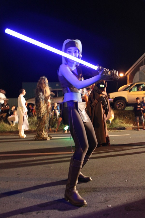 """""""Aayla Secura"""" et """"Commander Bly"""", le cosplay. - Page 2 Img_3910"""