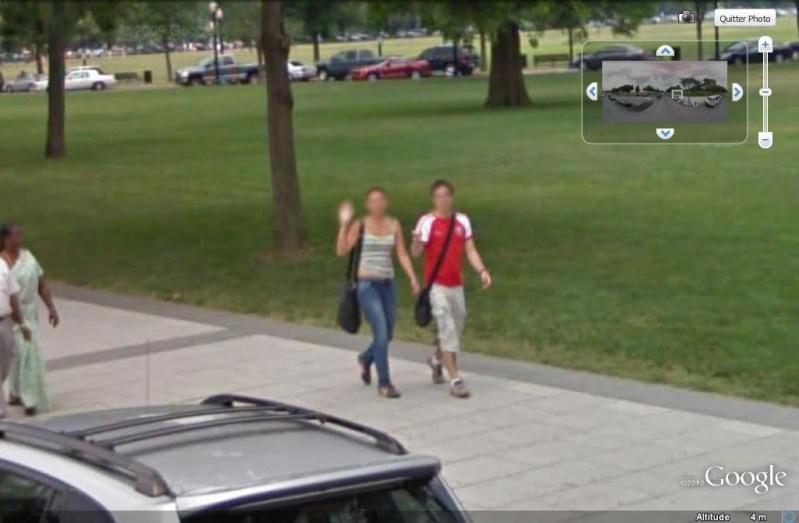 STREET VIEW : un coucou à la Google car  - Page 7 Coucou10