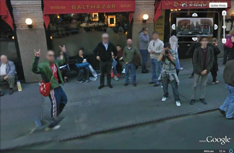 STREET VIEW : un coucou à la Google car  - Page 7 Coucou13