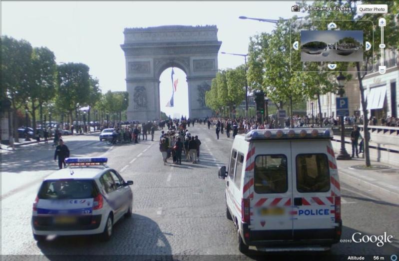 """STREET VIEW: les manifestations dans le Monde vues de la caméra des """"Google Cars"""" Manife10"""