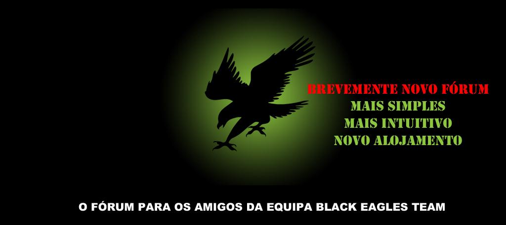 BLACK EAGLES TEAM