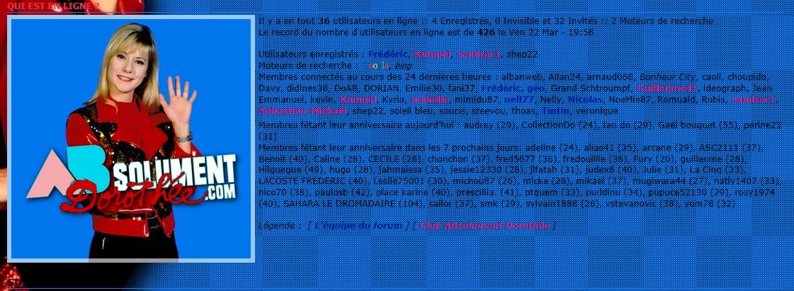 """Modifier section """"Qui est en ligne et statistique"""" phpBB3 avec la version phpBB2 Sans_t15"""