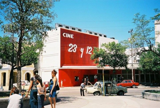 CINES QUE HABIAN EN LA HABANA EL 31 DE DICIEMBRE DE 1958 Cine_210