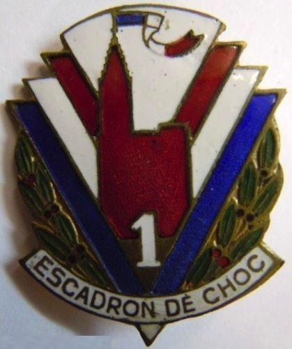 LES INSIGNES DE LA PREVOTE AFN 1943 A 1945 1er_es10