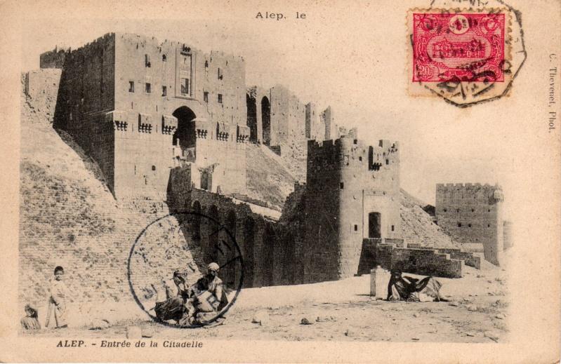 Prévôté du Détachement français de Palestine Alep_c10