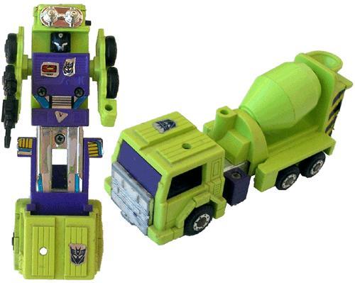 Cerco Transformers g1 Construticons Mixmaster 54523610