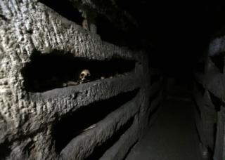 Les souterrains du Monastère de Froimarteau Cataco10