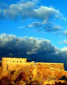 La Cité-Citadelle de Karak-Ouzgol Fort-a10