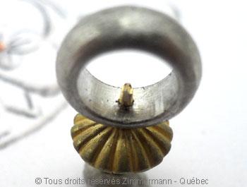 Perle Tahiti de 10,37 mm sur argent et or Peaota12