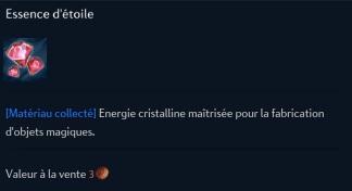 [Récolte d'énergie] Essence d'étoile (T3) Essenc13