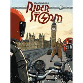 la bande dessinée .......................................... Rider-10
