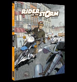la bande dessinée .......................................... Rider110