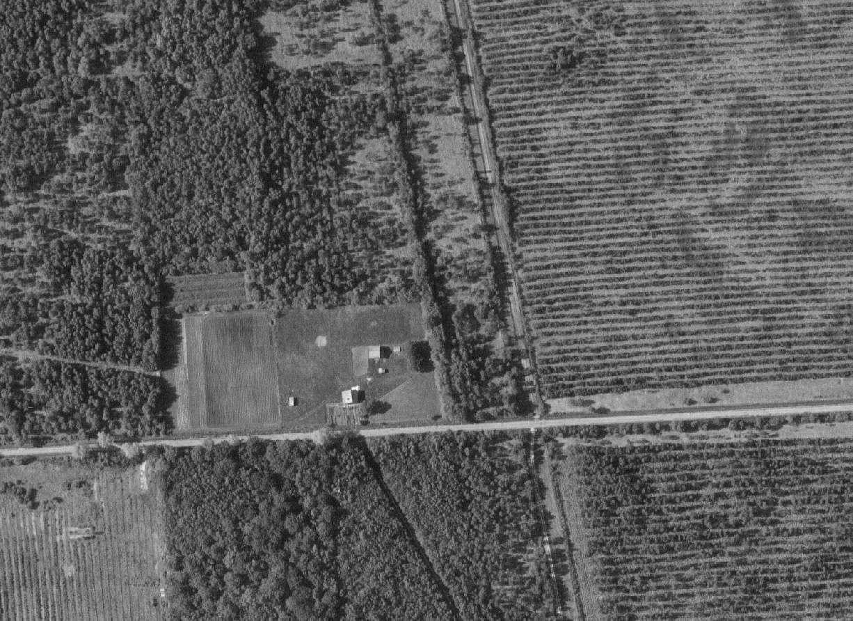 Camp de prisoniers allemands de Caudos/Mios 196810