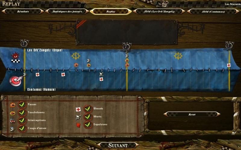 Les Ork'ZangelZ 2-0 CONTUMAX Bloodb36