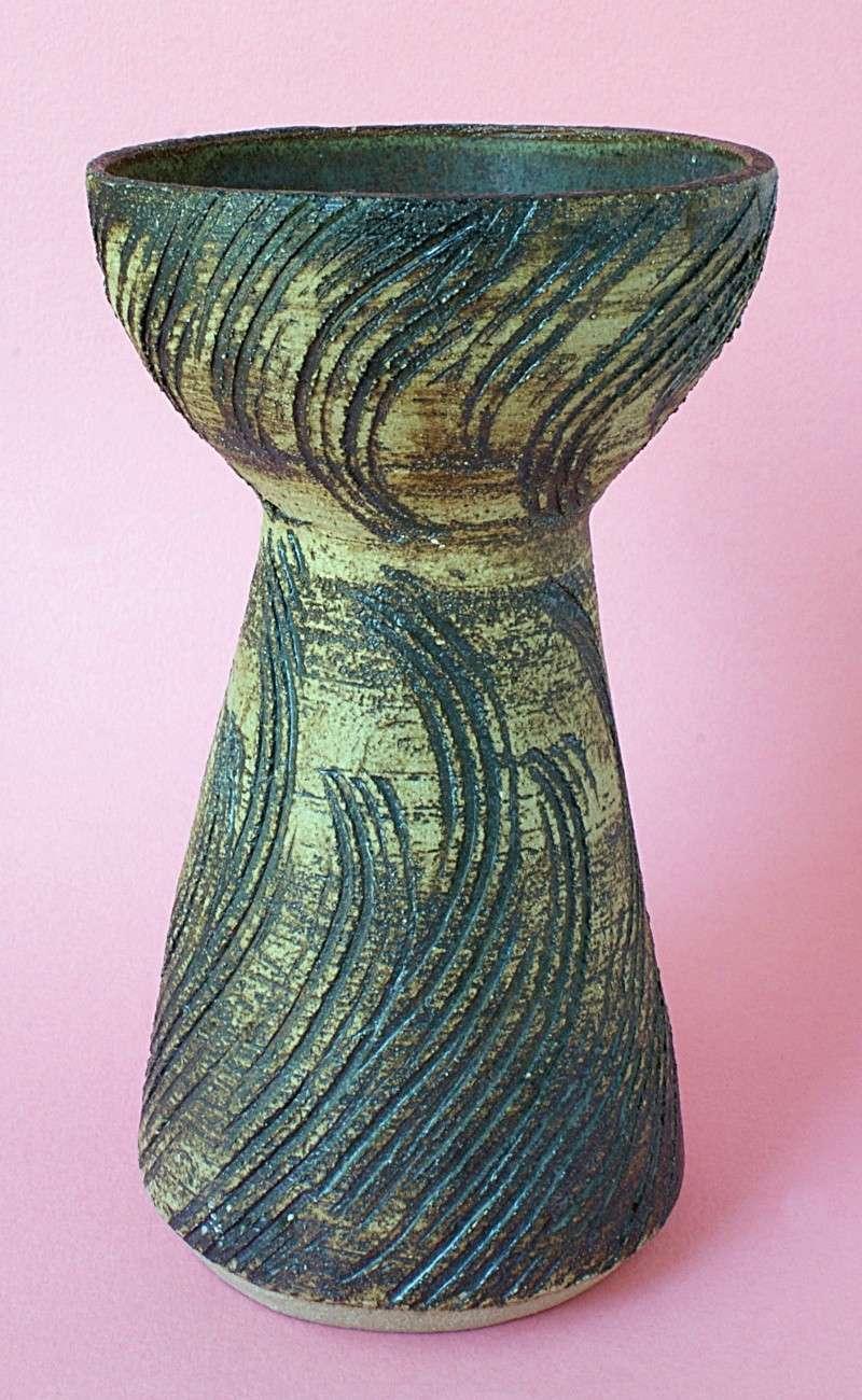 Studio Pottery Vase Dsc01121