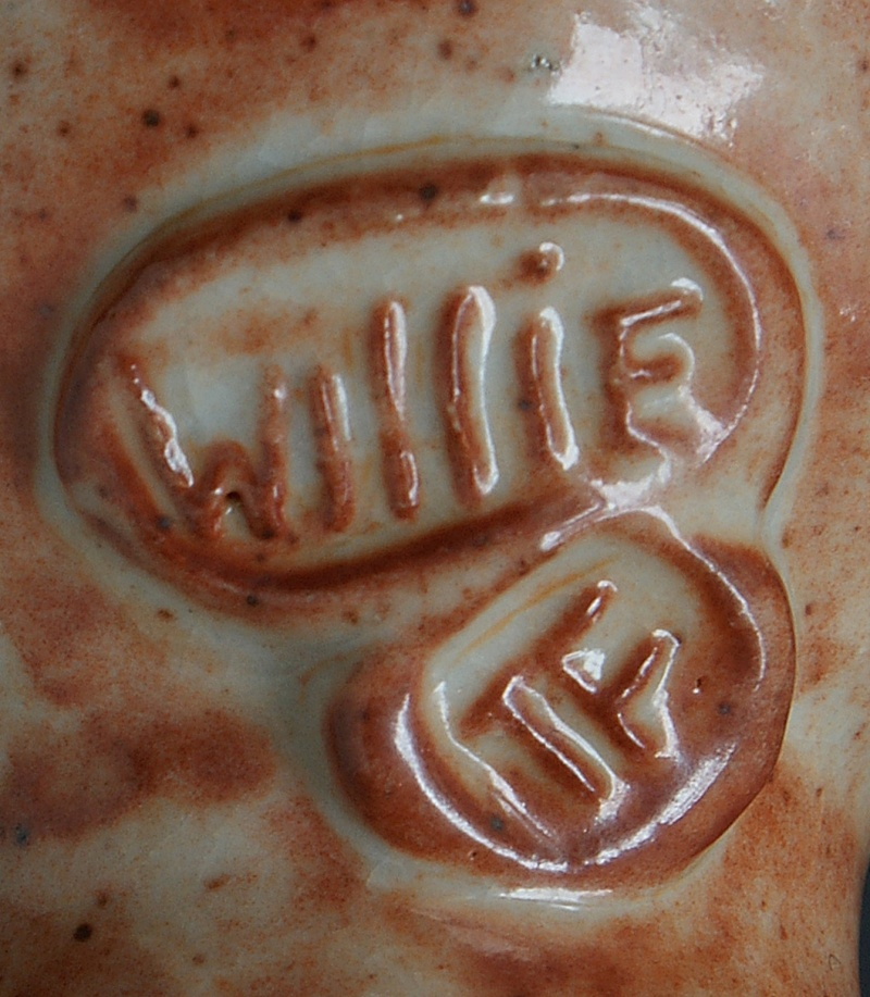 Willie Carter - Top Farm Pottery - Farndon Dsc01124