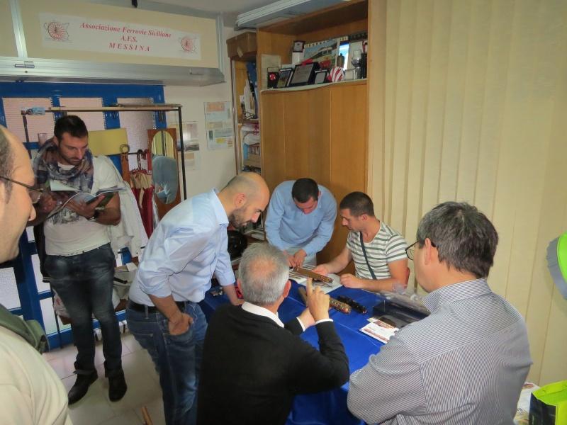 31 MAGGIO 2014 -  OS.KAR INCONTRA L'ASSOCIAZIONE FERROVIE SICILIANE - AFS (MESSINA) Img_5311