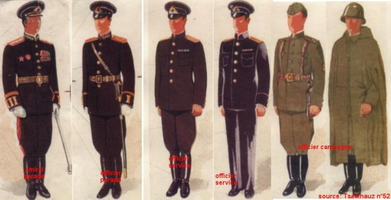 casquette officier de marine  Unifor10