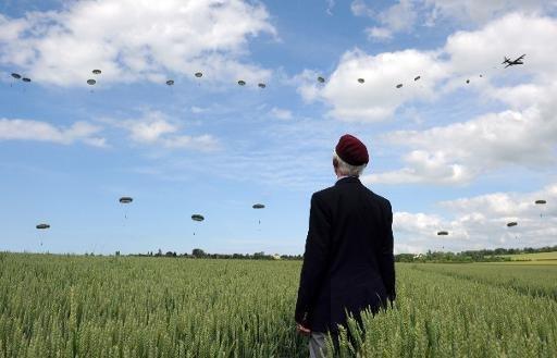 Débarquement: un vétéran s'échappe de sa maison de retraite pour aller en Normandie 17094310