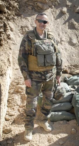 l'adjudant-chef Nikolic ,neuvième soldat français tué au Mali  (le 14 juillet!) 17146410