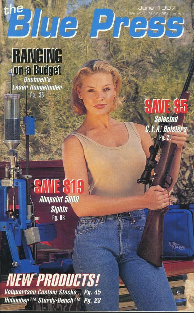 dillonprecision un site us d'armes , mais surtout connu pour son calandrier et ces catalogues sexy 1997-010