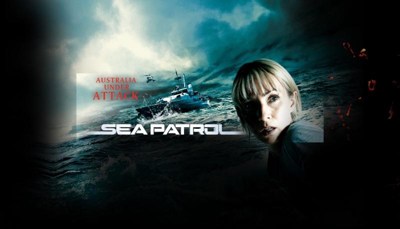 sea patrol : les playmettes et playboy's du mois de septembre (serie militaire d'australie) 42040510