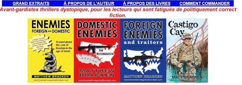 le site  des livres de :Matt Bracken Captur17