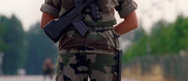 Bordeaux : un ex-militaire condamné à 18 mois avec sursis pour agressions sexuelles Femme-10