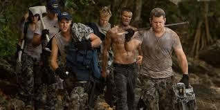 sea patrol : les playmettes et playboy's du mois de septembre (serie militaire d'australie) Images10